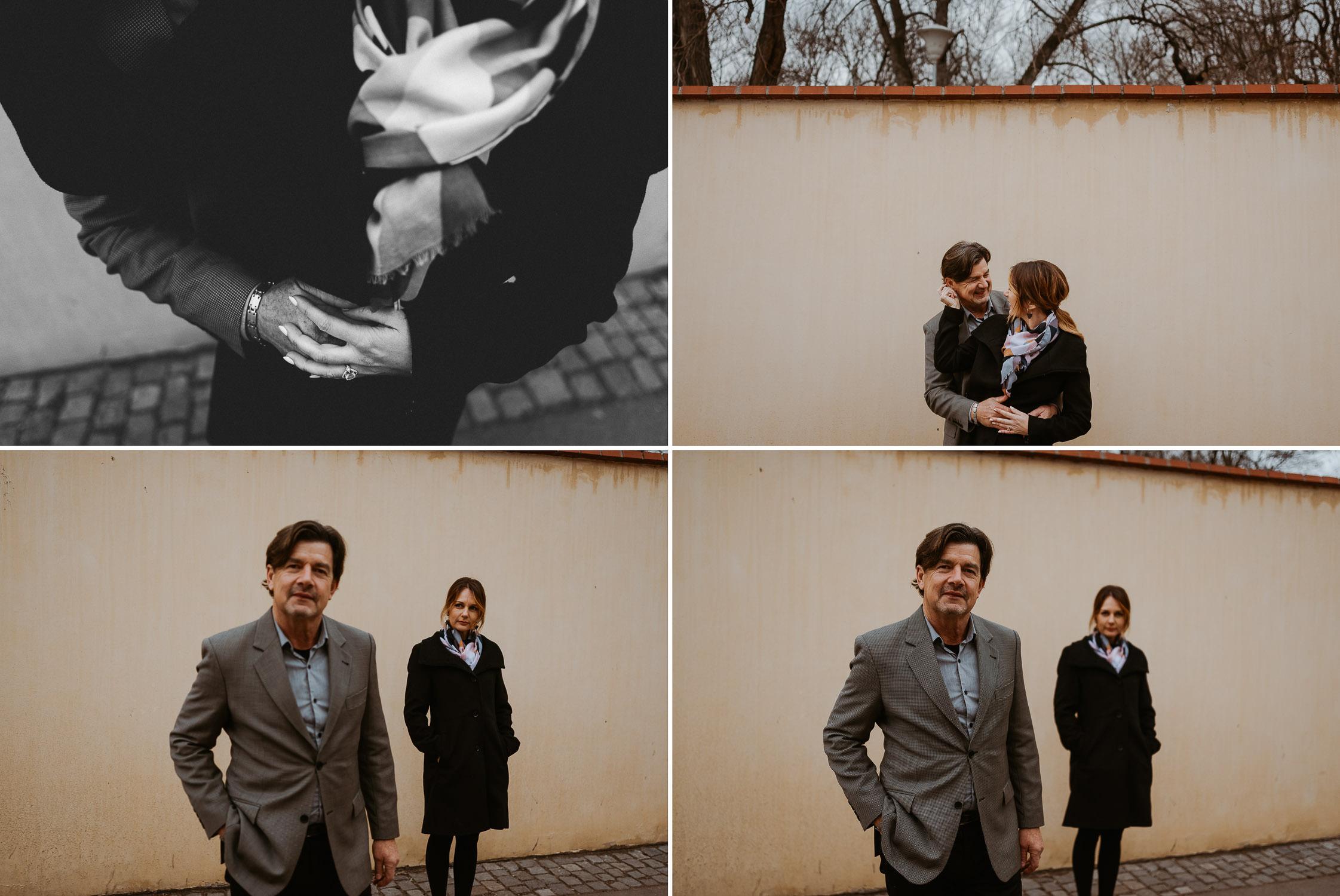 Mel and Matthew Prague couple photoshoot 20