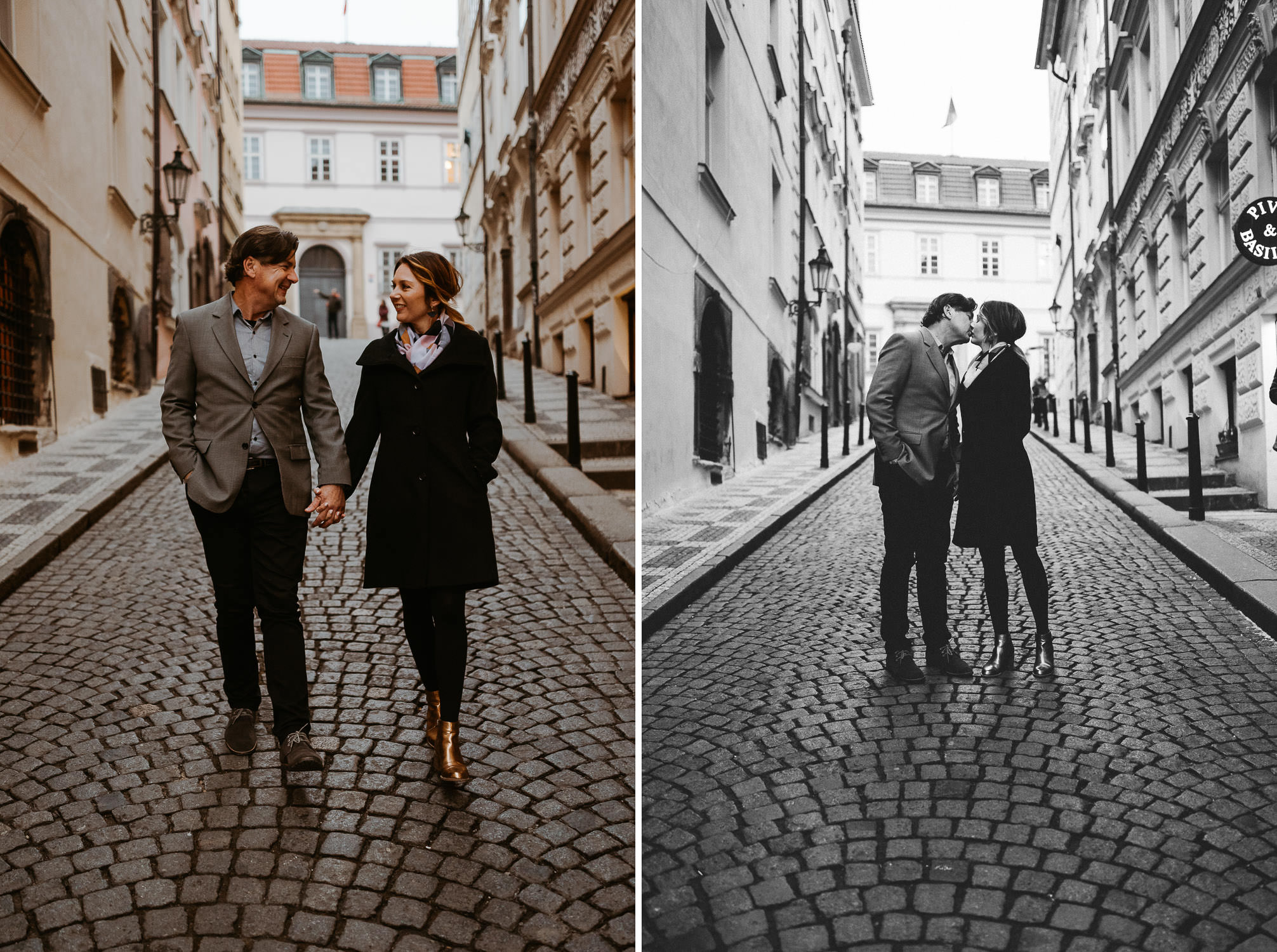 Mel and Matthew Prague couple photoshoot 22