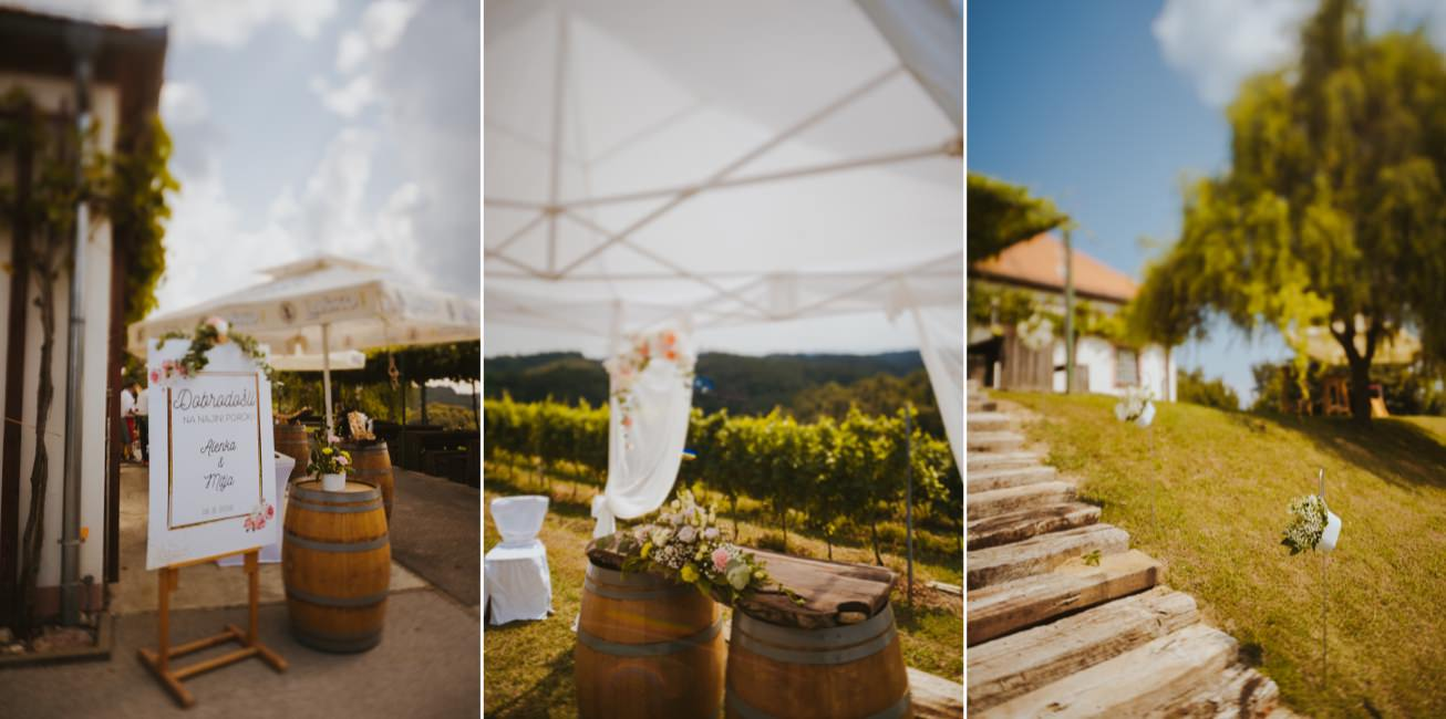 Wedding Photographer Porocni fotograf Ptuj Hotel Primus Peps Wines Zidanica 29