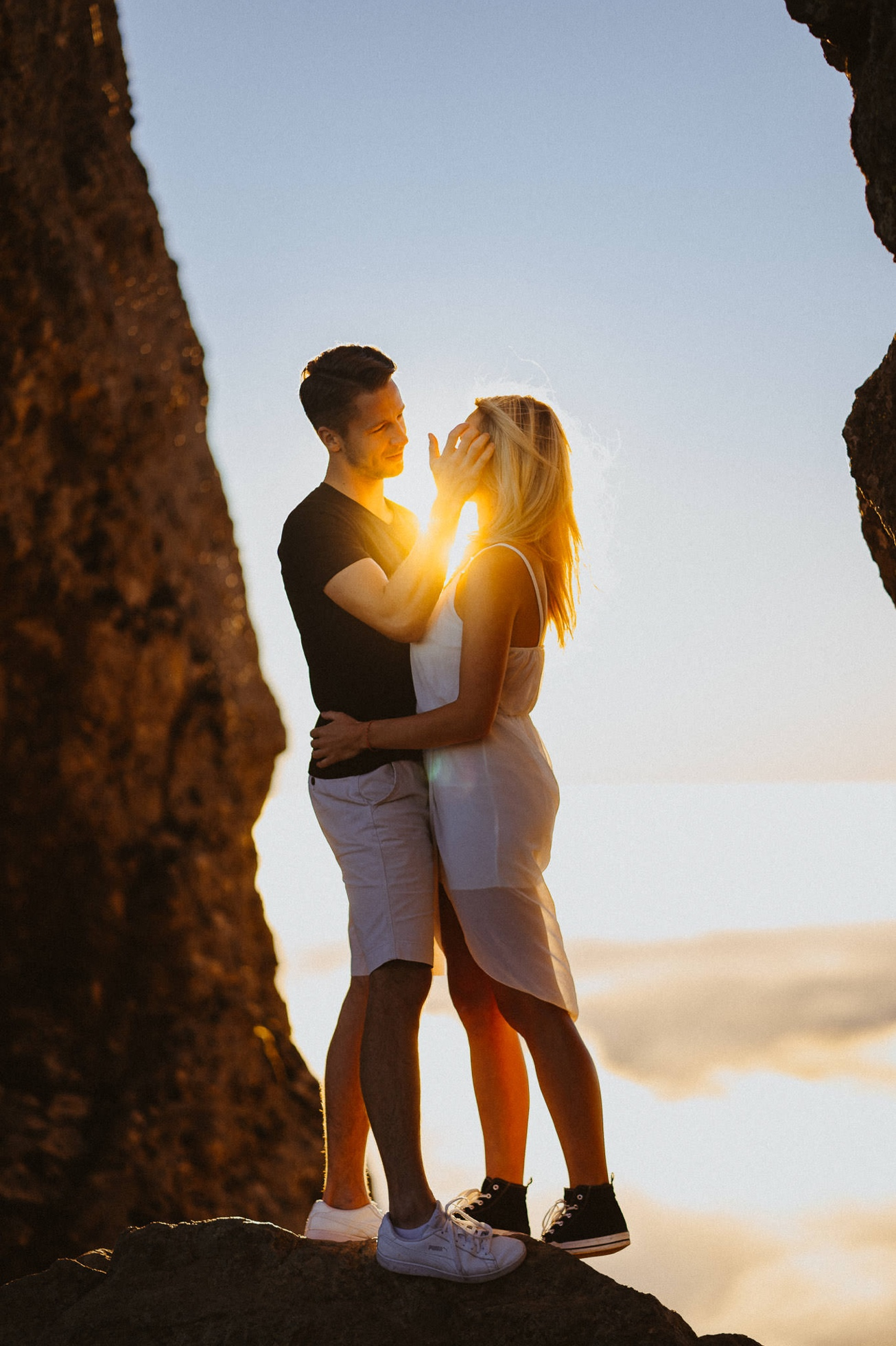 Roque Nublo Gran Canaria Wedding Photographer 16