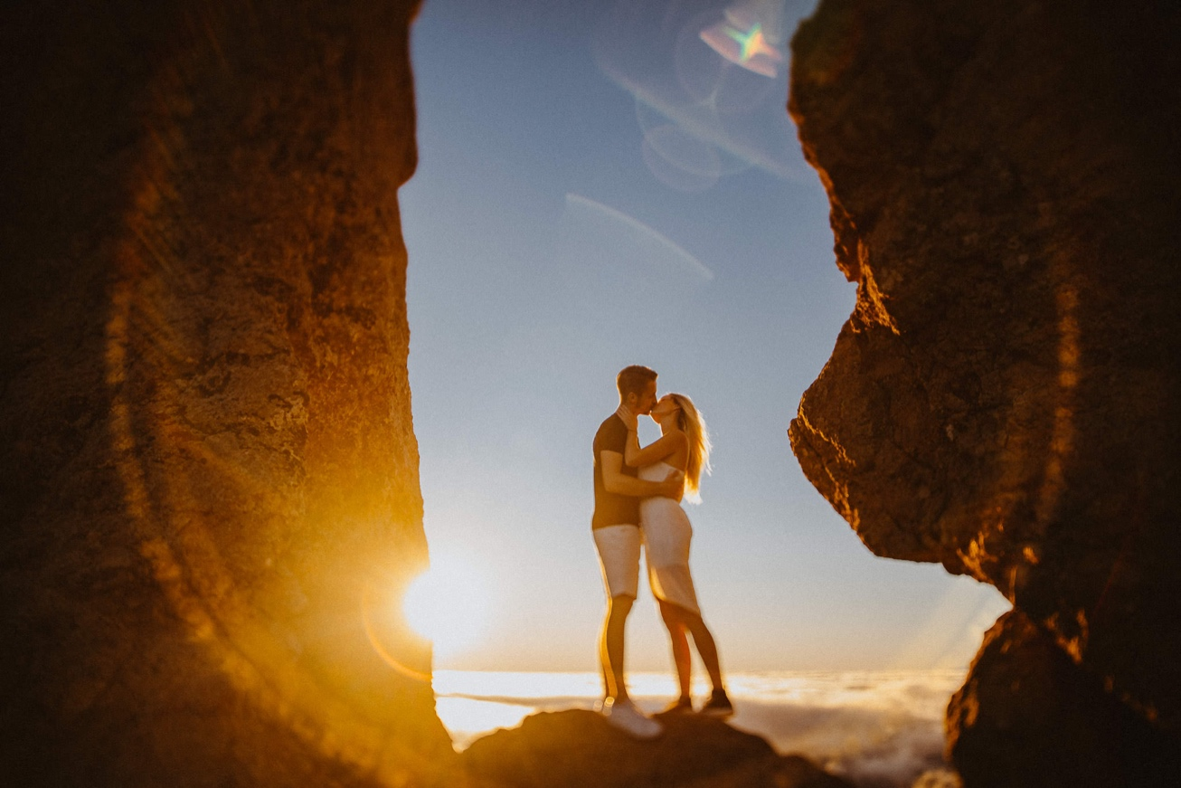Roque Nublo Gran Canaria Wedding Photographer 17