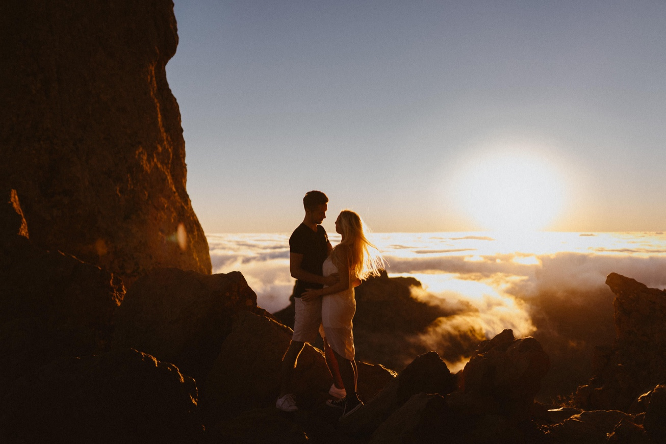 Roque Nublo Gran Canaria Wedding Photographer 24