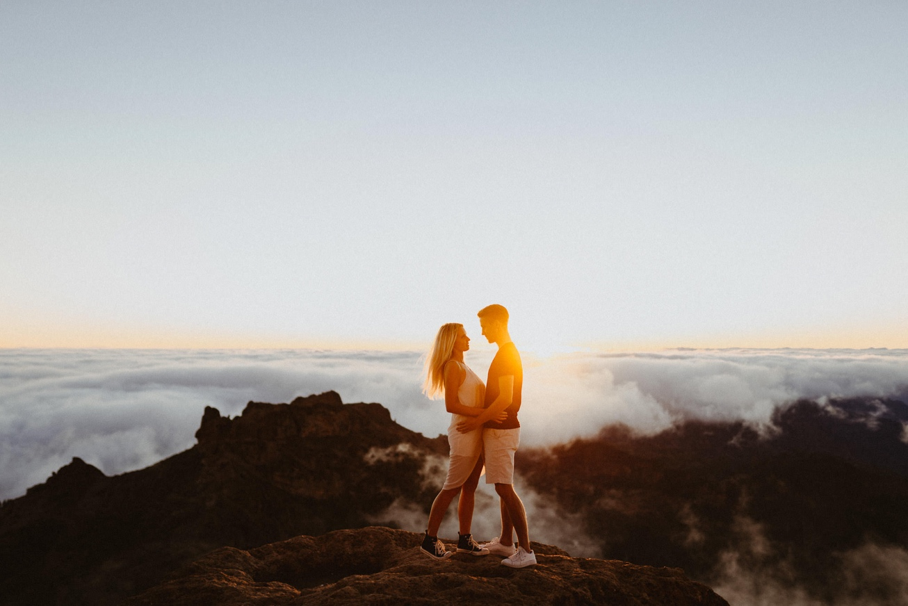 Roque Nublo Gran Canaria Wedding Photographer 41