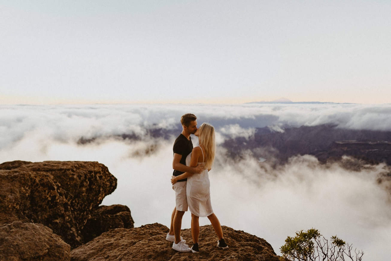Roque Nublo Gran Canaria Wedding Photographer 44