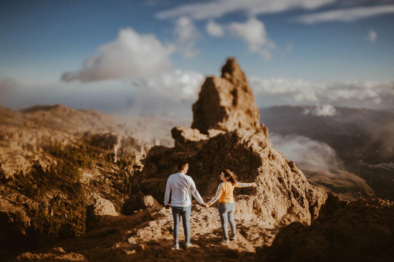 Canary islands Pico Nieves Gran Canaria Photographer 5