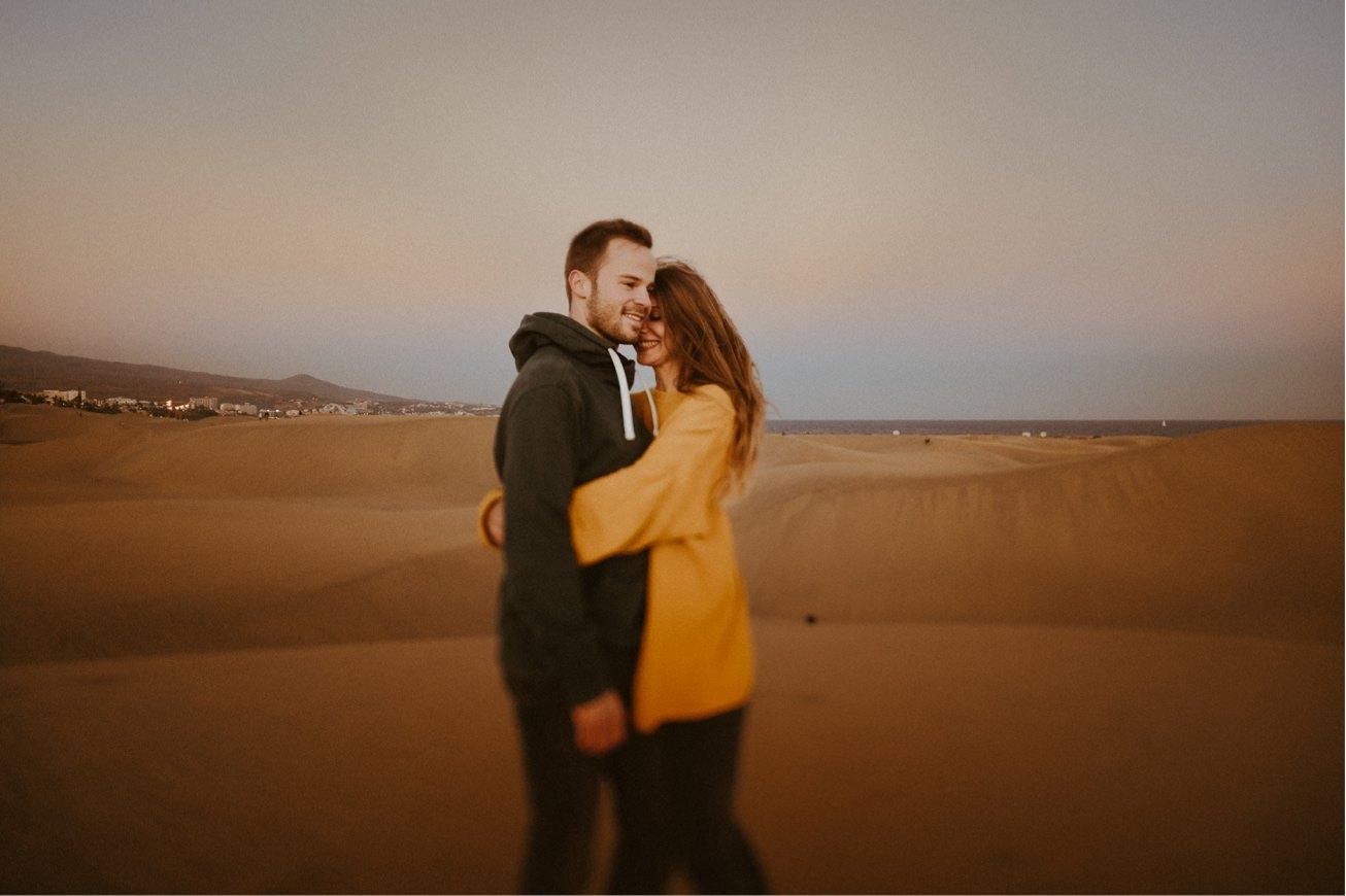Spain Canary Islands Wedding couple photographer 34