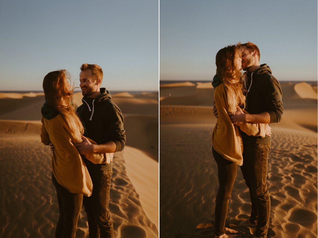Spain Canary Islands Wedding couple photographer 4
