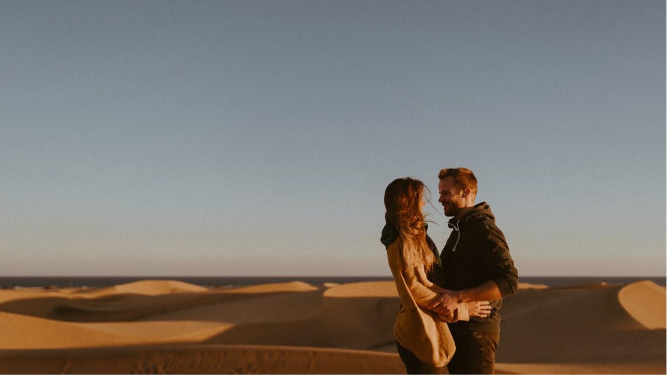 Spain Canary Islands Wedding couple photographer 5