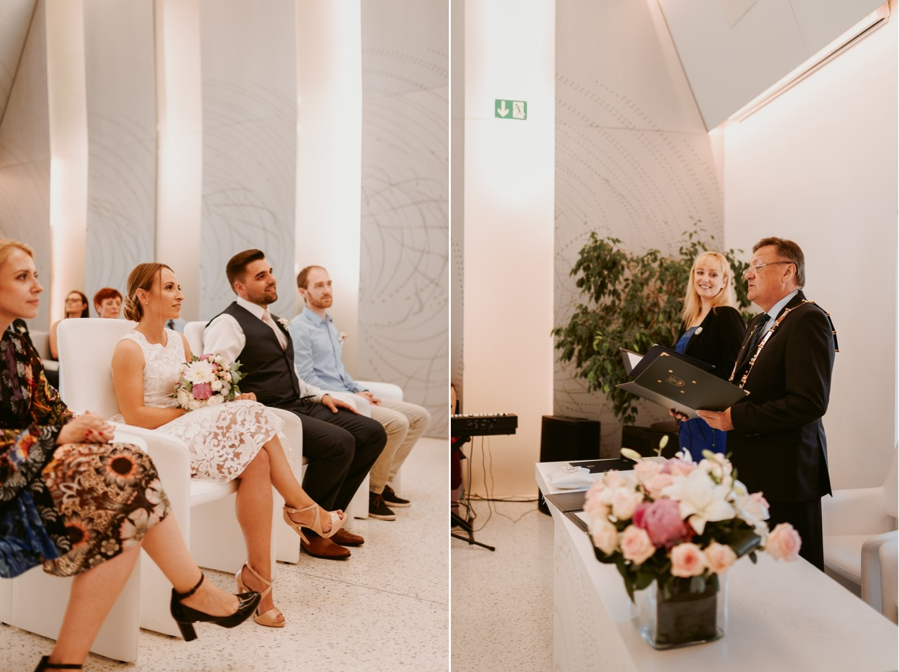 Ljubljana castle Dvor jezersek Wedding Photographer 13