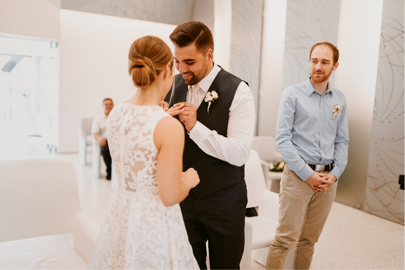 Ljubljana castle Dvor jezersek Wedding Photographer 23