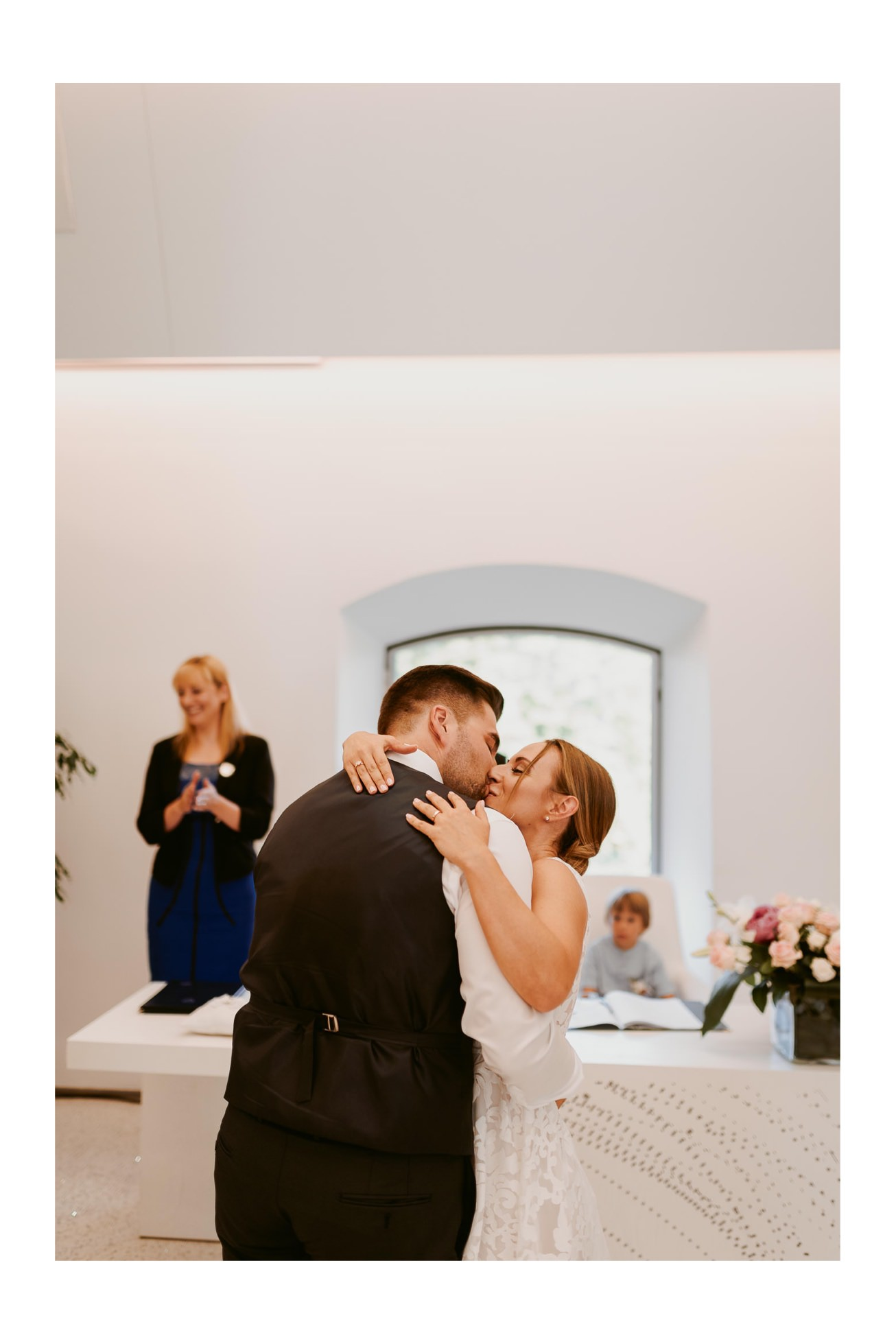 Ljubljana castle Dvor jezersek Wedding Photographer 26