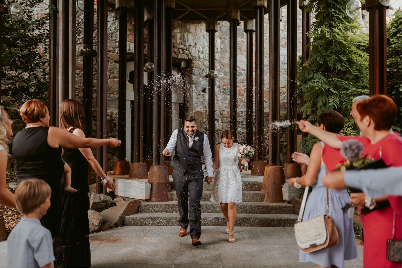 Ljubljana castle Dvor jezersek Wedding Photographer 38