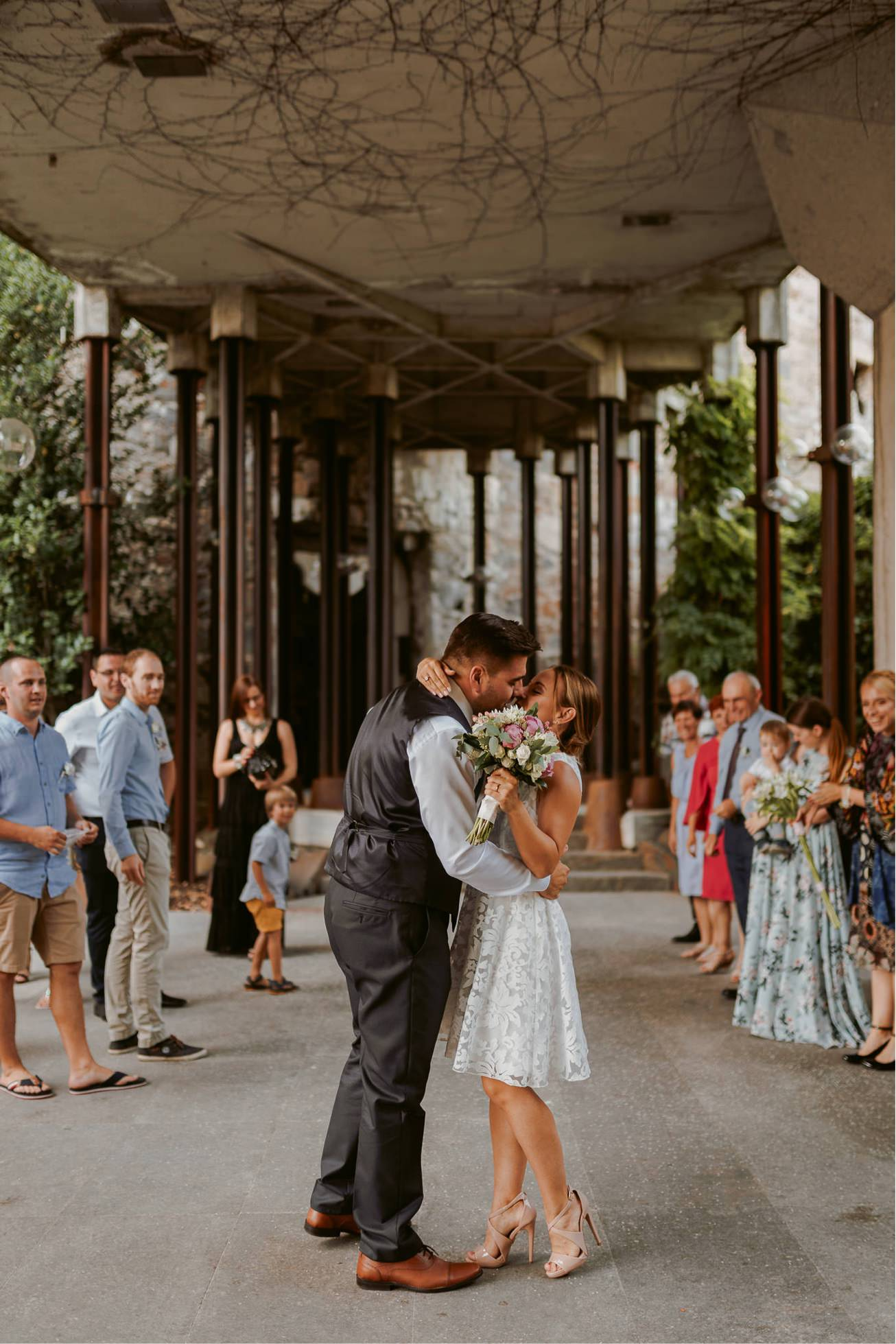 Ljubljana castle Dvor jezersek Wedding Photographer 40