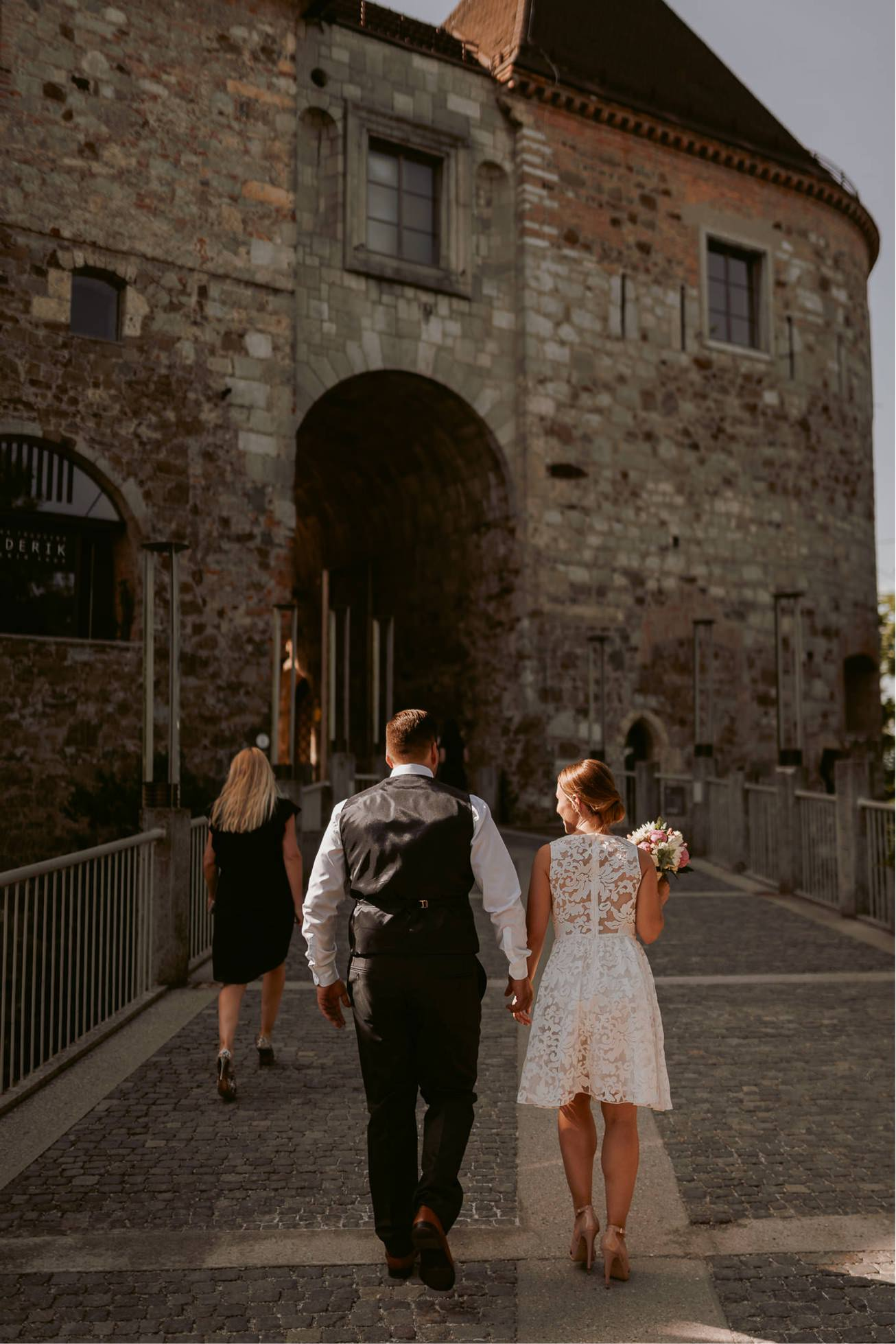 Ljubljana castle Dvor jezersek Wedding Photographer 6