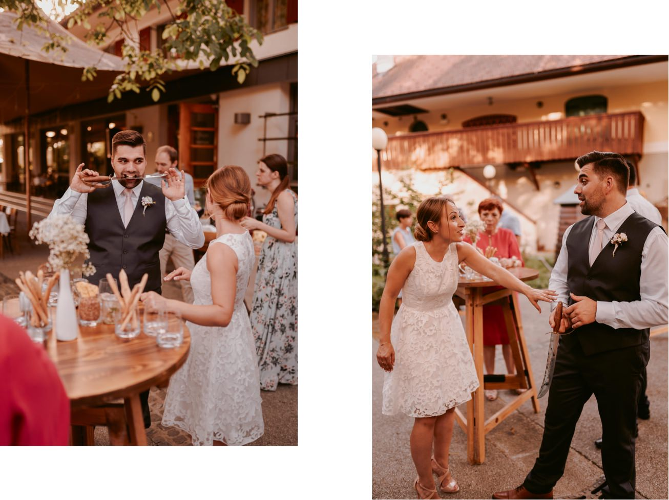 Ljubljana castle Dvor jezersek Wedding Photographer 62