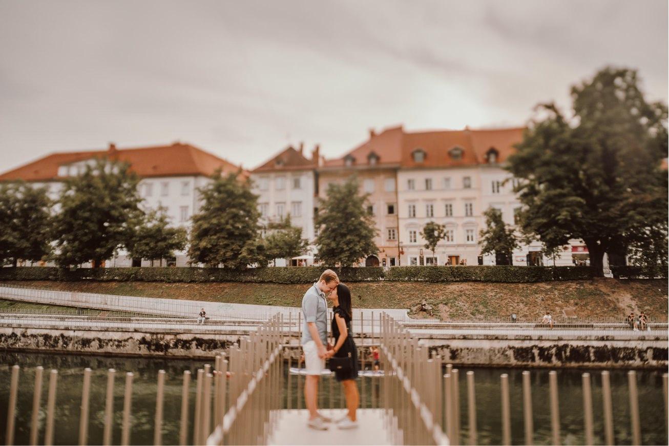 Ljubljana center wedding photographer slovenia 1