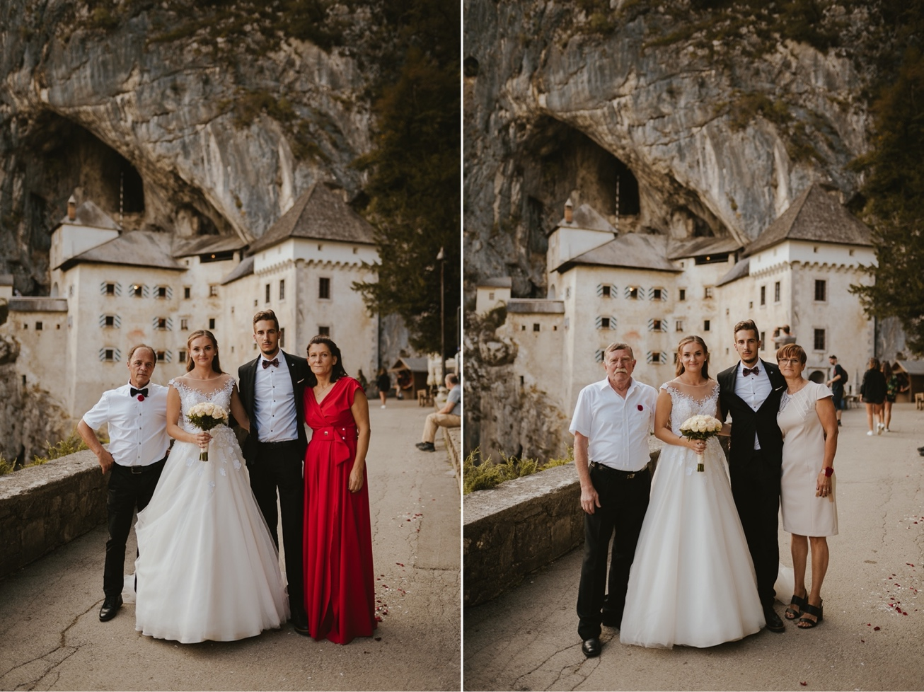 56 postojna castle wedding princess predjama