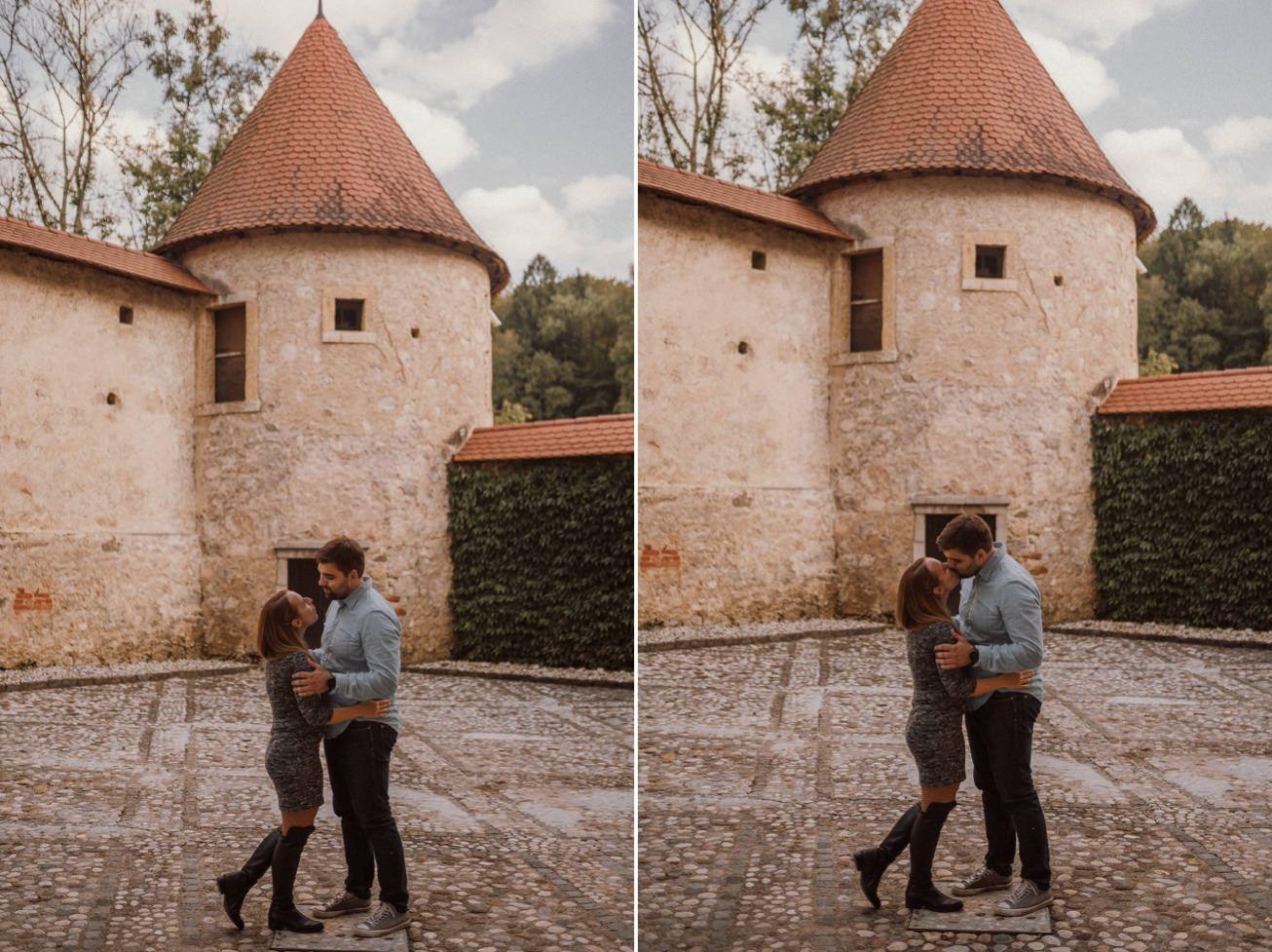 Grad Otocec Chateau Porocni fotograf Wedding photographer 39