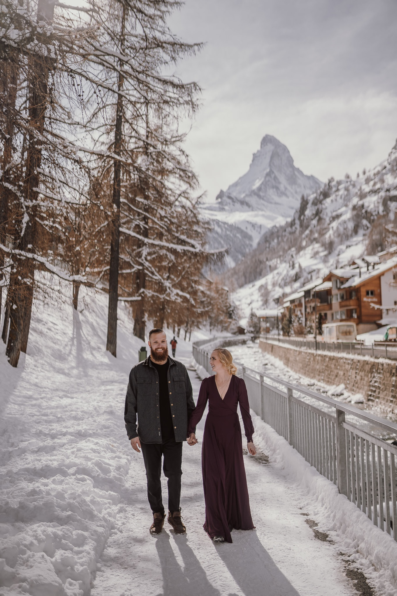 04 session photographer switzherland wedding zermatt couple
