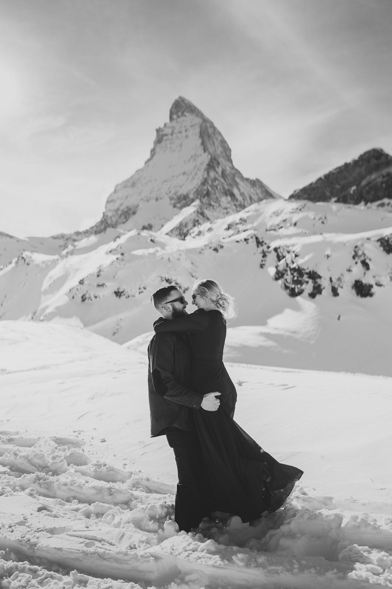 19 zermatt honeymoon wedding photographer photographer switzherland elopement