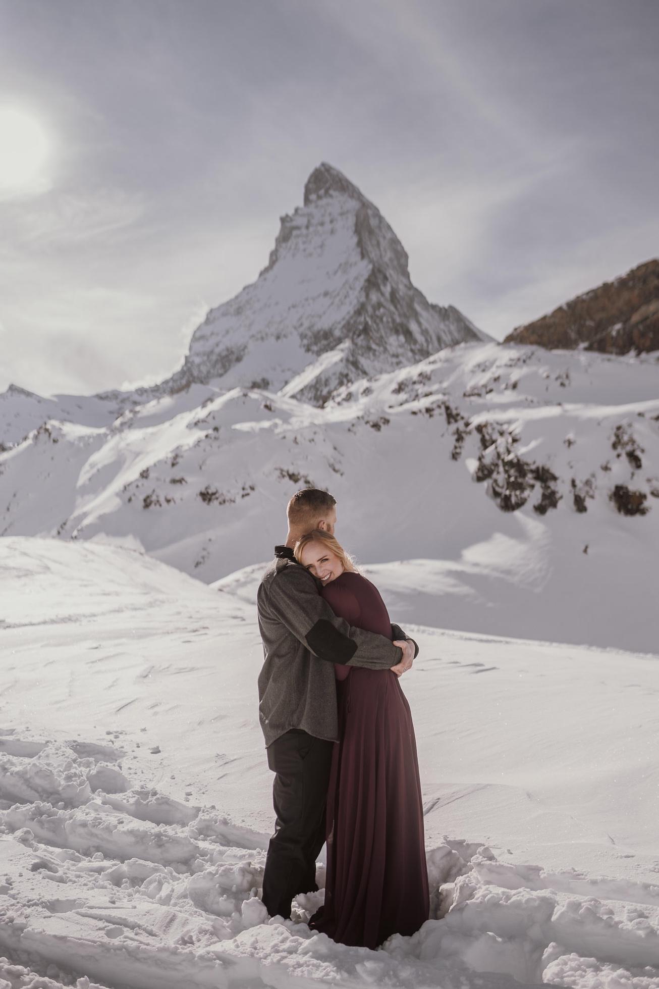 21 zermatt honeymoon wedding photographer photographer switzherland elopement