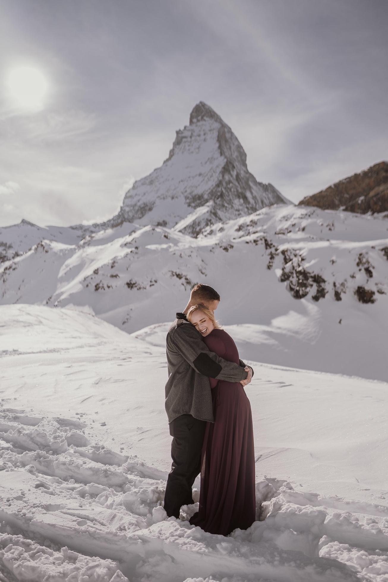 23 zermatt honeymoon wedding photographer photographer switzherland elopement