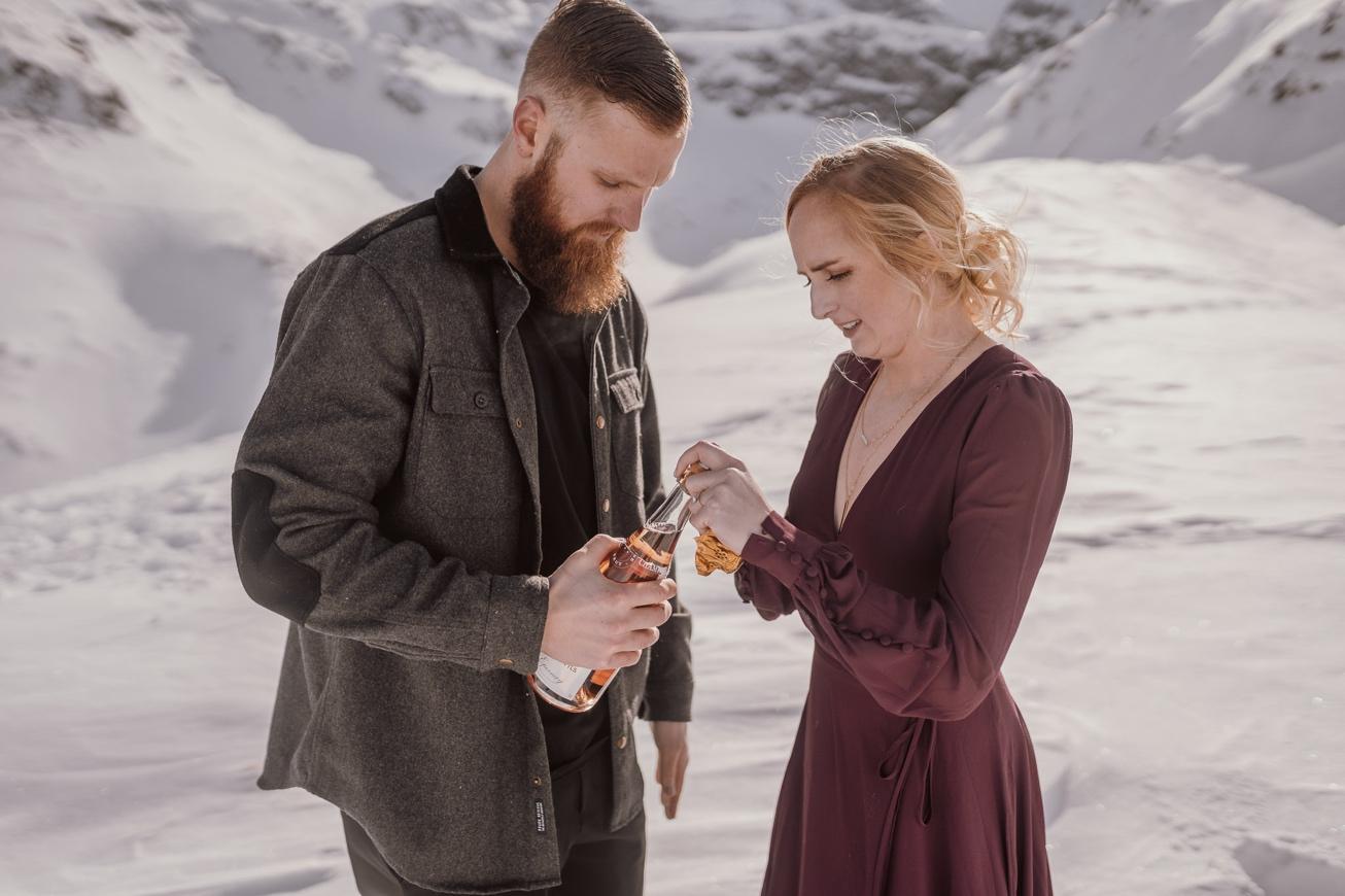 33 couple session matterhorn photographer elopement proposal