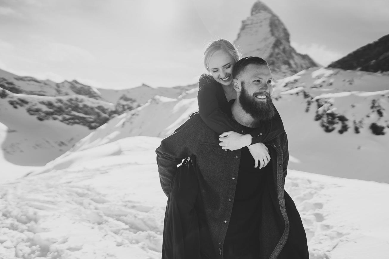 42 couple session matterhorn photographer elopement proposal