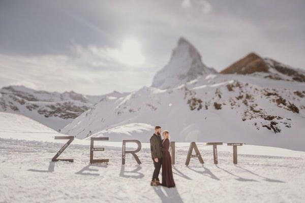 44 couple session matterhorn photographer elopement proposal 1