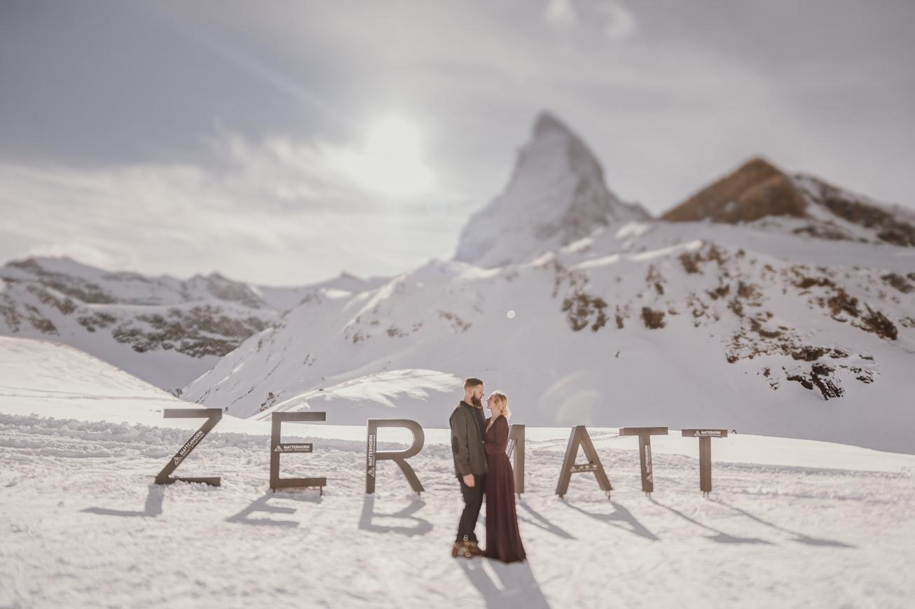 44 couple session matterhorn photographer elopement proposal