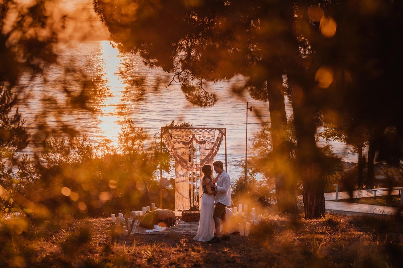 Rovinj Istra Croatia Wedding Photographer Secret Proposal Couple Session 2