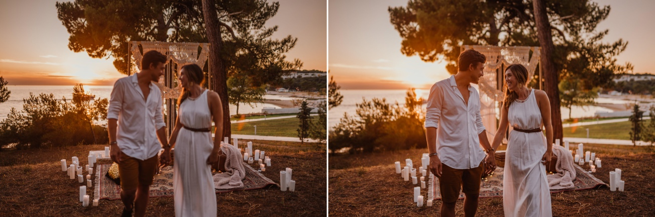 Rovinj Istra Croatia Wedding Photographer Secret Proposal Couple Session 20