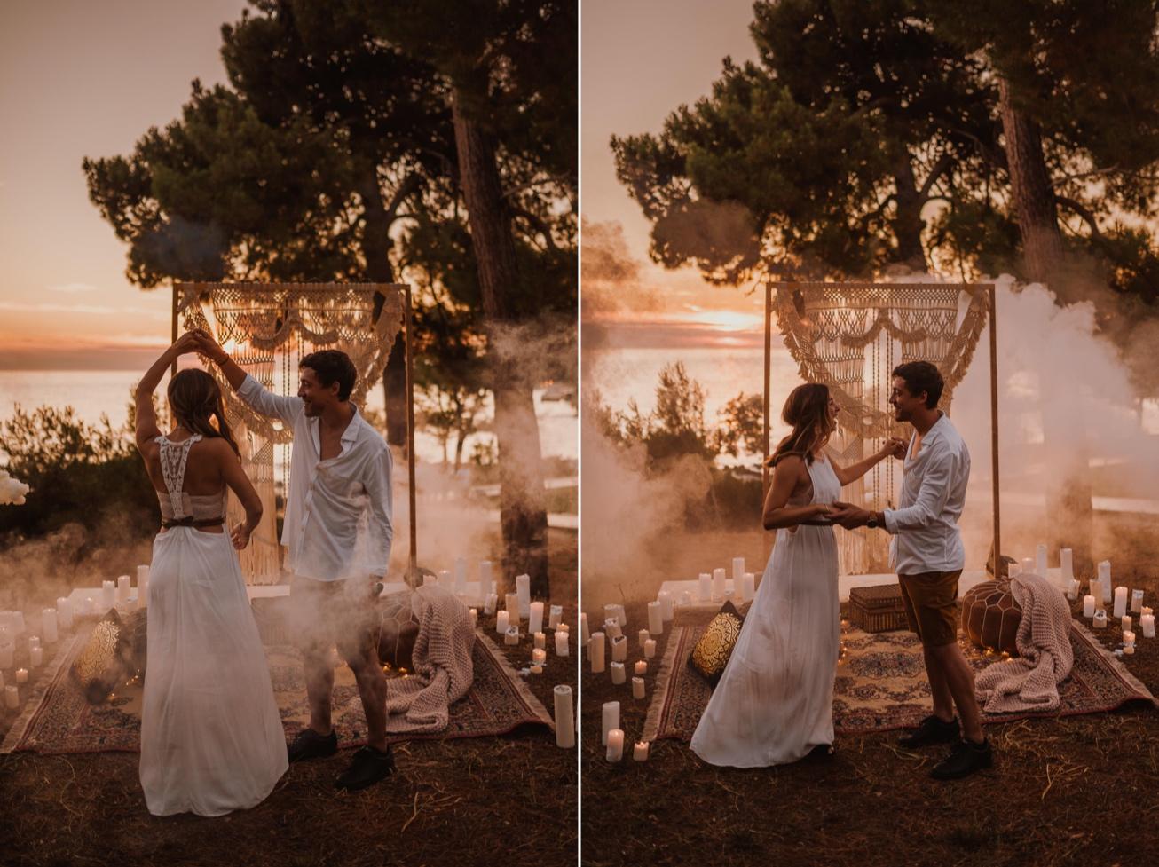 Rovinj Istra Croatia Wedding Photographer Secret Proposal Couple Session 24