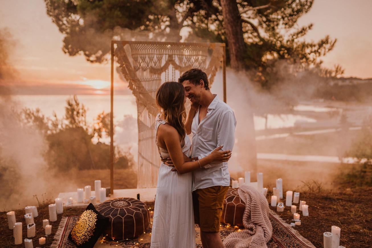 Rovinj Istra Croatia Wedding Photographer Secret Proposal Couple Session 25