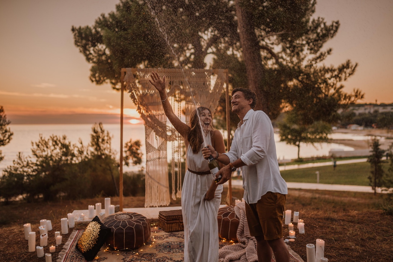 Rovinj Istra Croatia Wedding Photographer Secret Proposal Couple Session 29