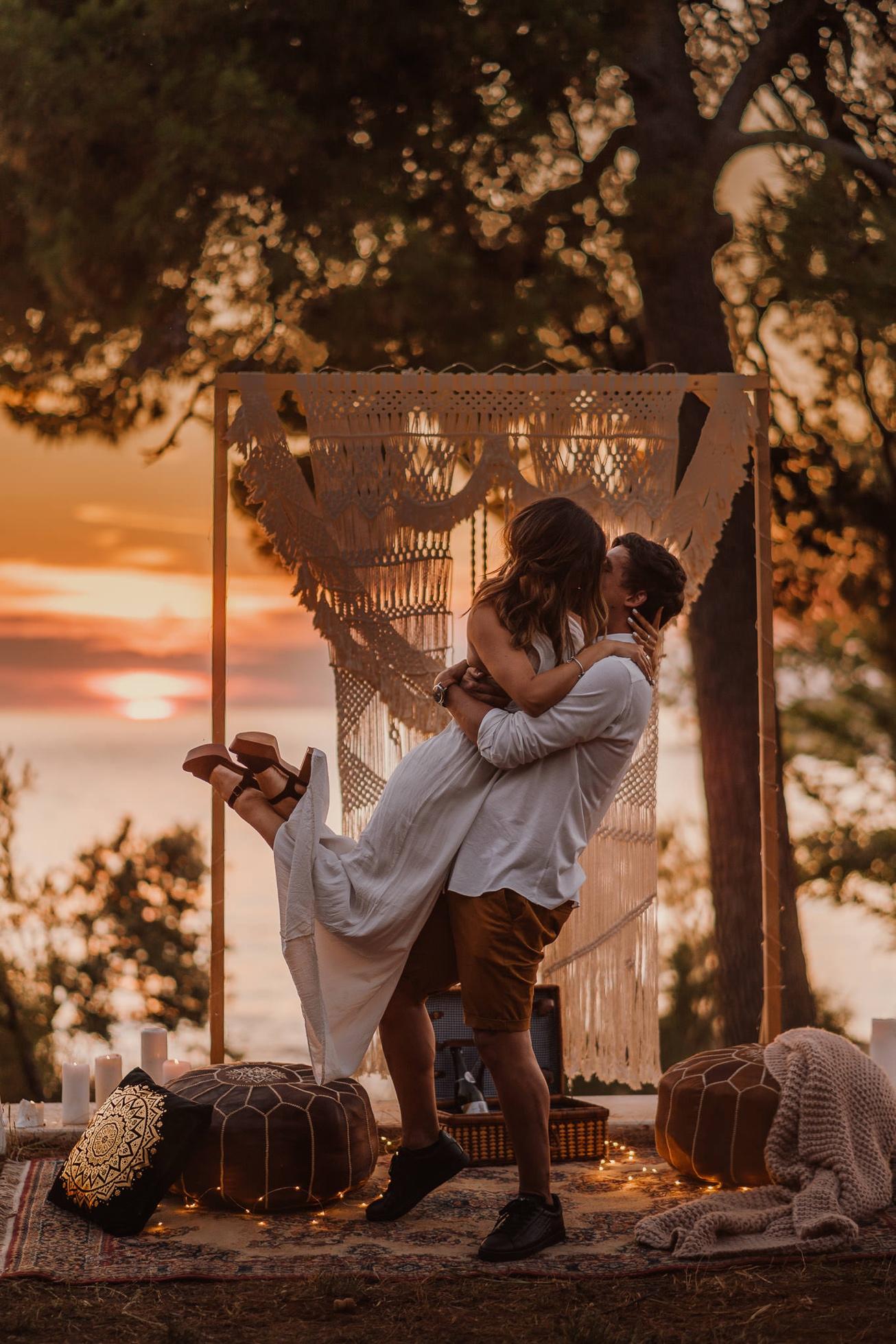 Rovinj Istra Croatia Wedding Photographer Secret Proposal Couple Session 33