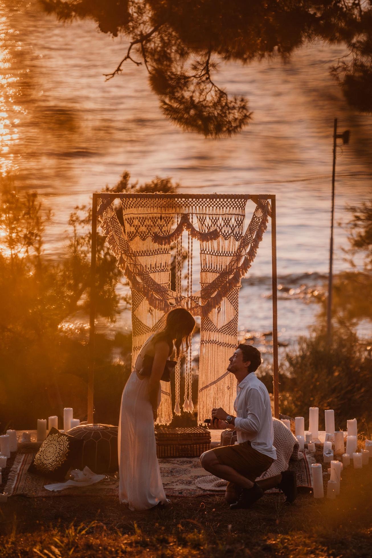 Rovinj Istra Croatia Wedding Photographer Secret Proposal Couple Session 5