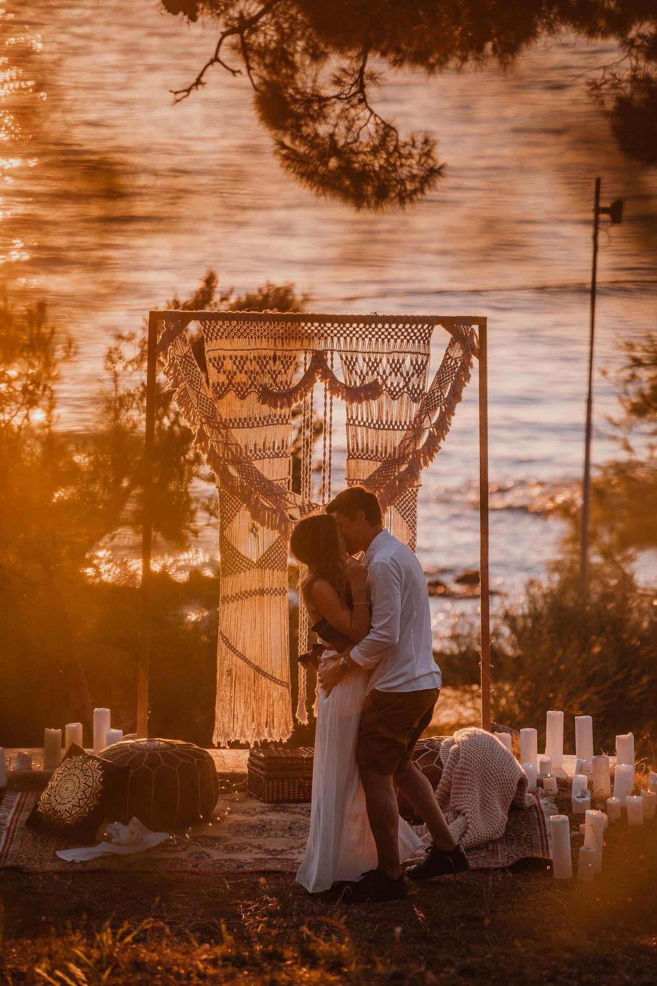 Rovinj Istra Croatia Wedding Photographer Secret Proposal Couple Session 8