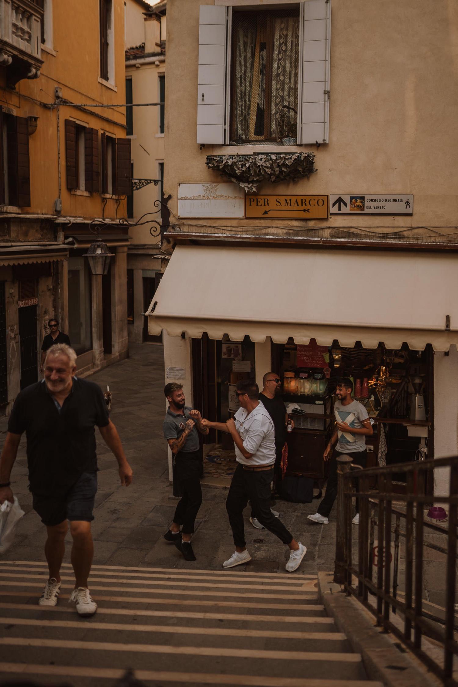 Venice Italy Wedding Elopement Proposal Photographer