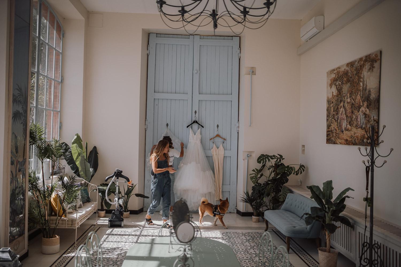 Chateau Barthelemy Wedding Photographer 21